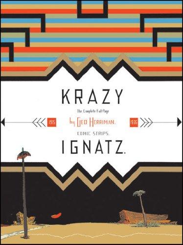 Krazy and Ignatz 1935-1936   2005 edition cover