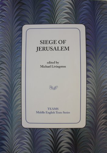 Siege of Jerusalem   2004 edition cover