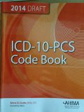 ICD-10-PCS CODE BOOK,2014 DRAFT(ORANGE) N/A edition cover
