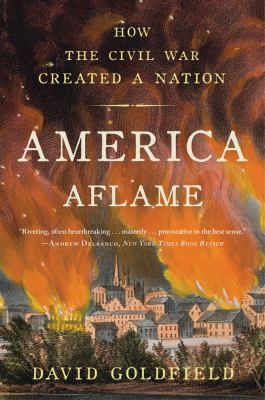 America Aflame How the Civil War Created a Nation  2013 9781608193905 Front Cover