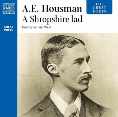 A Shropshire Lad:  2011 edition cover