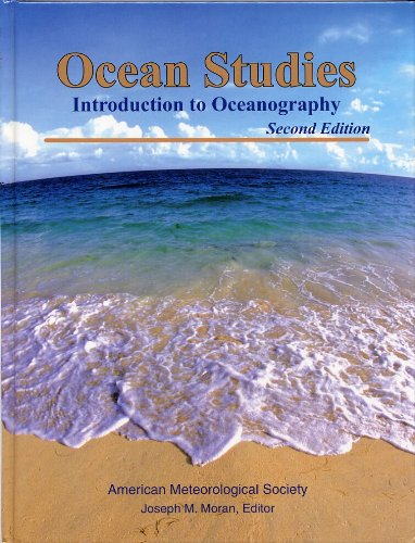 Ocean Studies Introduction to Oceanography 2nd edition cover