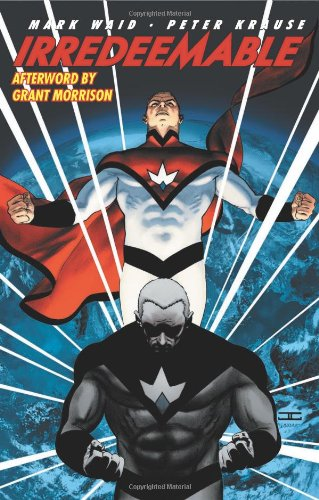 Irredeemable  N/A 9781934506905 Front Cover