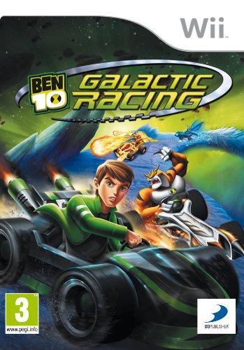 Ben 10: Galactic Racing (Wii) by Namco Bandai Nintendo Wii artwork