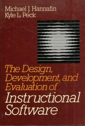 Design, Development and Evaluation of Instructional Software   1988 edition cover