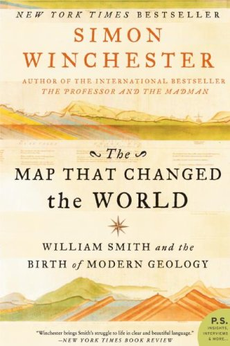 Map That Changed the World William Smith and the Birth of Modern Geology N/A edition cover