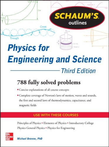 Physics for Engineering and Science  3rd 2013 edition cover