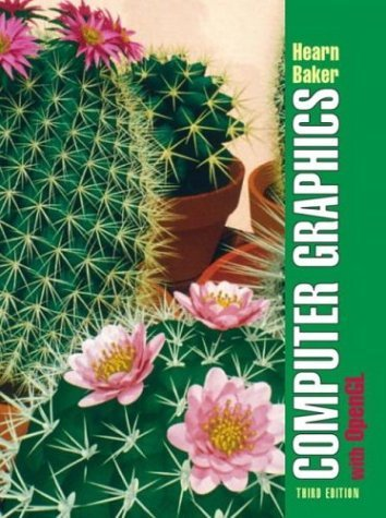 Computer Graphics with OpenGL  3rd 2004 (Revised) edition cover