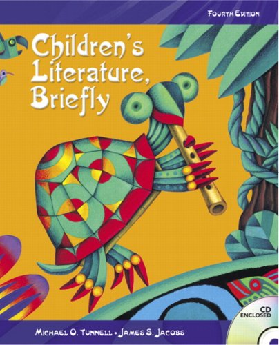 Children's Literature, Briefly  4th 2008 edition cover