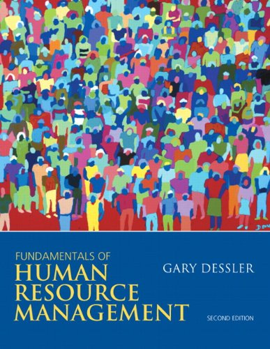 Fundamentals of Human Resource Management  2nd 2012 (Revised) edition cover