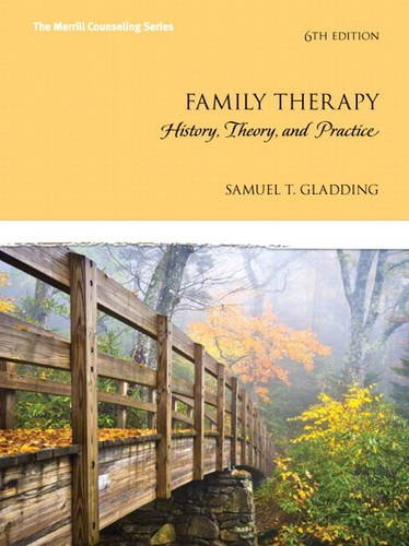 Family Therapy: History, Theory, and Practice  2014 9780133488906 Front Cover