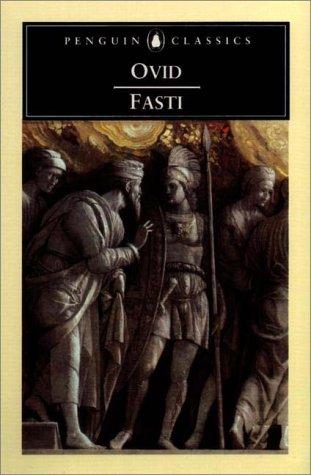 Fasti   2000 edition cover
