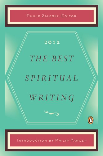 Best Spiritual Writing 2012  N/A edition cover