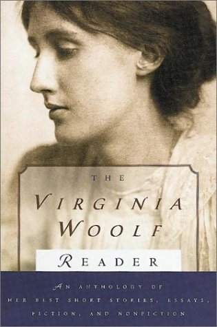 Virginia Woolf Reader  N/A 9780156935906 Front Cover