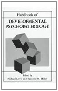 Handbook of Developmental Psychopathology   1990 9780306431906 Front Cover