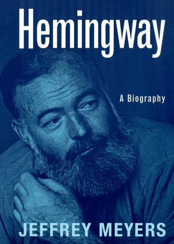 Hemingway A Biography  1999 edition cover
