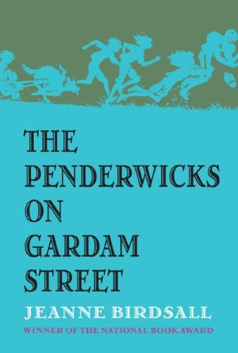 Penderwicks on Gardam Street   2008 edition cover