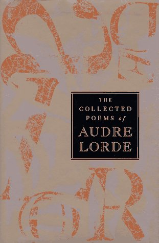 Collected Poems of Audre Lorde   1997 9780393040906 Front Cover