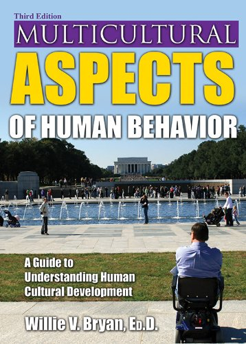 Multicultural Aspects of Human Behavior A Guide to Understanding Human Development 3rd edition cover