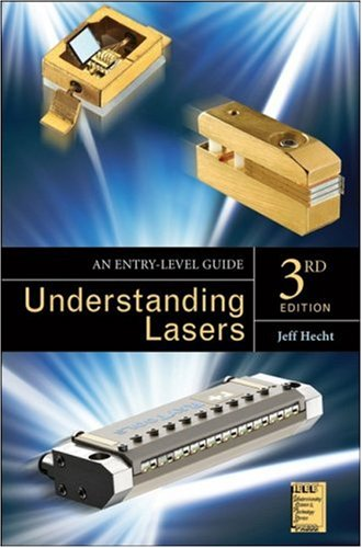 Understanding Lasers An Entry-Level Guide 3rd 2008 edition cover