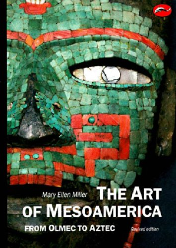 Art of MesoAmerica From Olmec to Aztec 2nd 1996 (Revised) edition cover