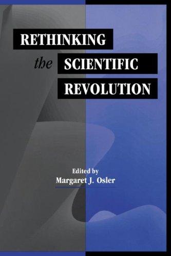 Rethinking the Scientific Revolution   2000 9780521667906 Front Cover