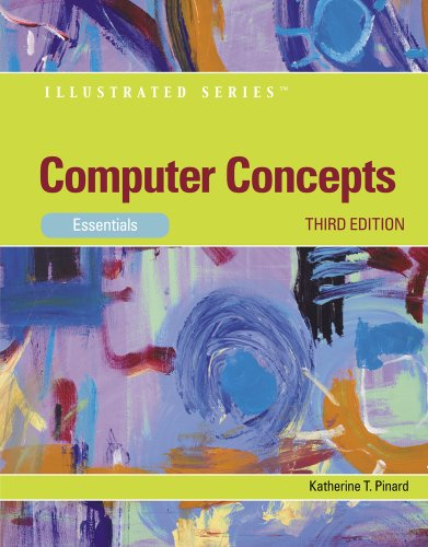 Computer Concepts  3rd 2011 9780538753906 Front Cover