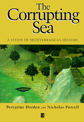 Corrupting Sea A Study of Mediterranean History  2000 edition cover