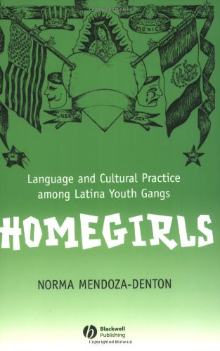Homegirls Language and Cultural Practice among Latina Youth Gangs  2008 edition cover
