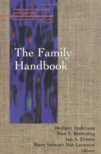 Family Handbook   1998 9780664256906 Front Cover