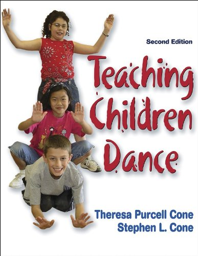 Teaching Children Dance  2nd 2004 (Revised) edition cover