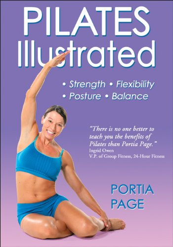 Pilates Illustrated   2011 edition cover