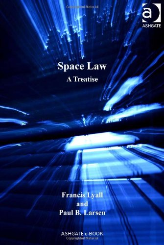 Space Law   2009 9780754643906 Front Cover