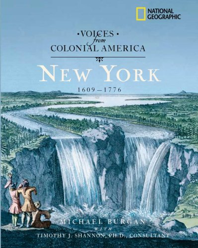 New York, 1609-1776  N/A edition cover
