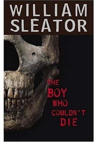Boy Who Couldn't Die   2005 edition cover