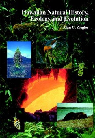 Hawaiian Natural History, Ecology, and Evolution   2002 edition cover