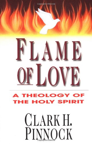 Flame of Love A Theology of the Holy Spirit  1996 edition cover