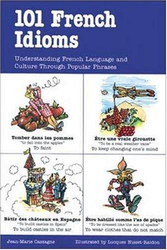 101 French Idioms   1995 edition cover