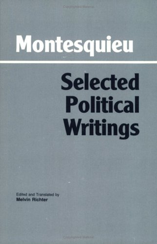 Selected Political Writings  2nd (Revised) edition cover