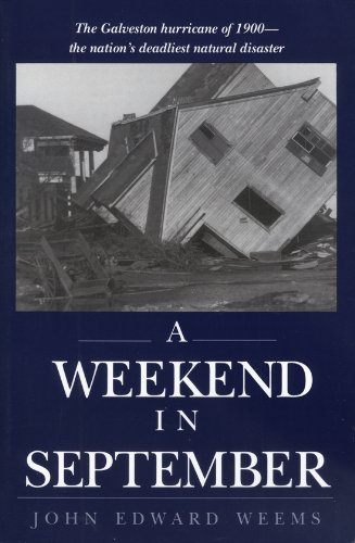 Weekend in September  Reprint edition cover