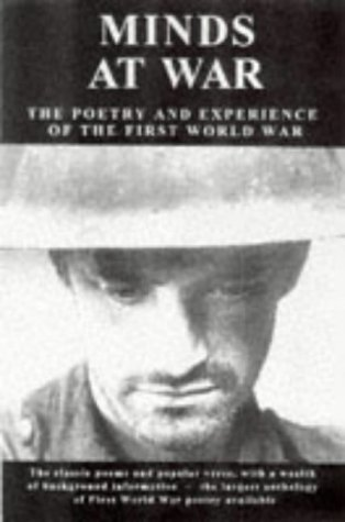 Minds at War The Poetry and Experience of the First World War  1996 edition cover