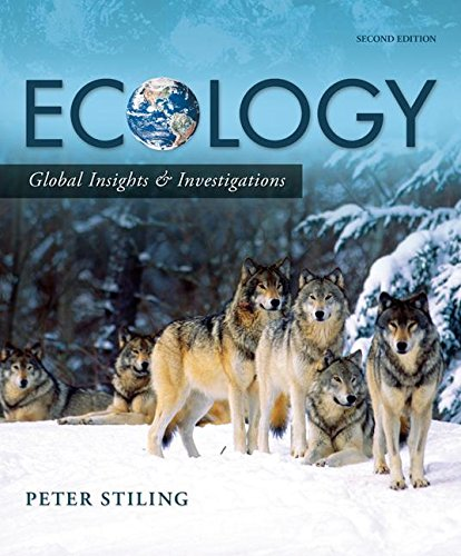 Ecology: Global Insights and Investigations  2015 9781259671906 Front Cover