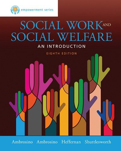 Social Work and Social Welfare:   2015 edition cover