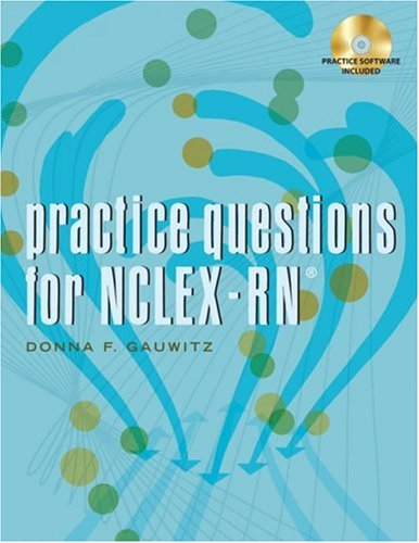 Practice Questions for NCLEX-RN�   2007 9781401805906 Front Cover