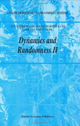 Dynamics and Randomness II   2004 9781402019906 Front Cover