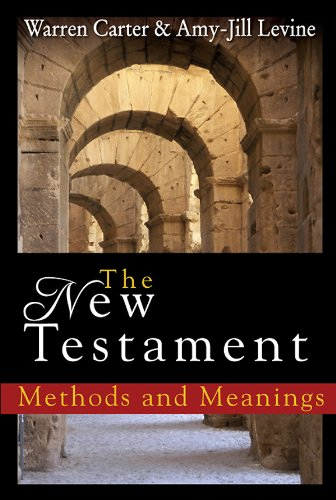 New Testament Methods and Meanings  2013 edition cover