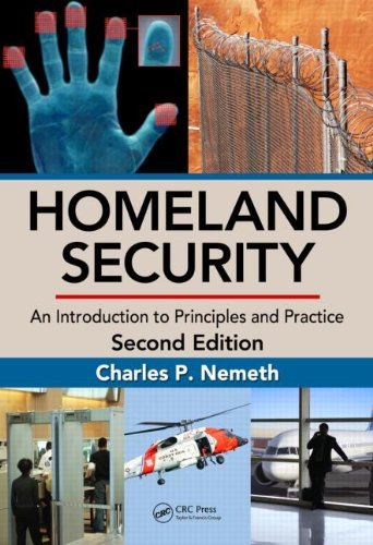 Homeland Security An Introduction to Principles and Practice, Second Edition 2nd 2013 (Revised) edition cover