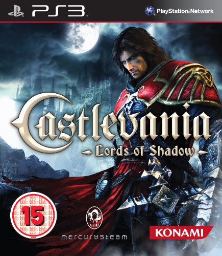 Castlevania: Lords of Shadow PlayStation 3 artwork