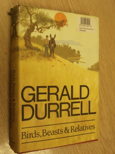 Birds, Beasts and Relatives   1969 edition cover