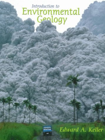Introduction to Environmental Geology 1st 1999 edition cover
